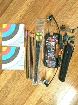Barnett Banshee Jr Archery Set ALL Inclusive Arrows Quiver G
