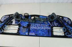 Barnett 1108 Vortex H20 Youth Archery Bow 31-45 Pound blue B