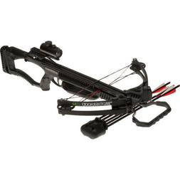 barnett brotherhood compound crossbow package with red