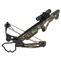 Barnett Wildgame XB370 370 FPS Compound Hunting Crossbow Kit