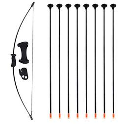 SinoArt Basic Archery Bow and Arrow Set Outdoor Sports Game