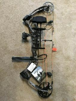 Bear Approach RTH Compound Bow Package New With Tags NWT