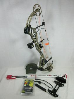 Bear Archery Approach 60# LEFT HAND Compound Bow Ready to hu