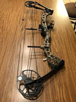 Bear Archery Attitude Compound Bow Realtree RH 60lbs
