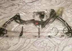 Bear Archery Cruzer G-2 Bow black with Trophy Ridge accessor