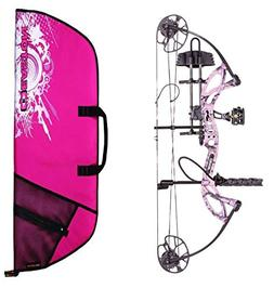 Bear Archery Cruzer G2 Compound Bow RTH Package and Soft Bow
