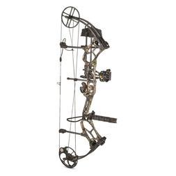 Bear Archery Grand Marshal RTH Compound Bow Pack w Adjustabl