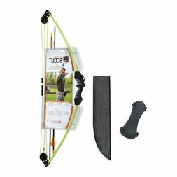 Bear Archery Scout Bow Arrow Set Left And Right Hand Shooter