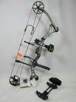Bear Finesse Right Hand 40 - 50 # Compound Bow Package 23-28