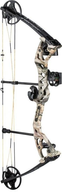 Bear Limitless Youth compound bow package Right Hand 25-50#