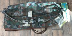 Bear Whitetail II Compound Bow - Right Handed with Case and