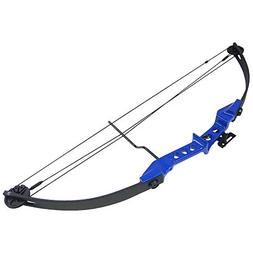 Compound Bow 29 lb Blue Archery Hunting 180 175 150 80 50 Cr