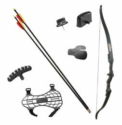 bow and arrow set compound kit target