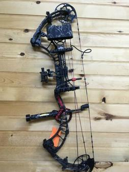 PSE Bow Madness 34 Compound Bow 40-70# Right Hand Skullworks