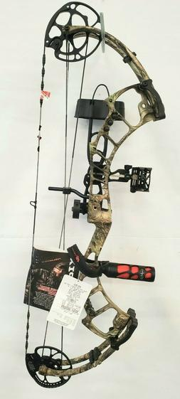 PSE Bow Madness Epix RTS, Right Hand, 70lbs, Mossy Oak CY