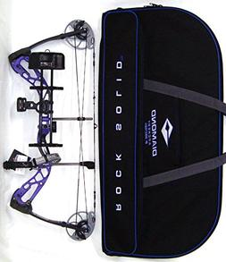 Diamond Bowtech Infinite Edge SB-1 PURPLE LEFT HANDED CAMO B