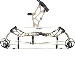 NEW Bear BR33 55-70# RH BR 33 Compound Bow XTRA CAMO Perfect