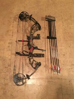 Brand new PSE Drive R Compound Bow Camouflage
