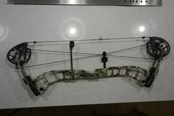 """Brand New G5 Prime Logic Right Handed 30"""" 70 lbs Bow Optif"""