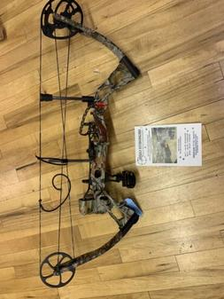 Brand New Parker Revolution Compound Bow Left Handed