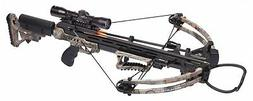 Brand New CenterPoint Specialist XL 370 Camo- Crossbow Packa