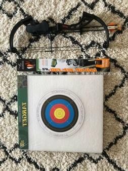 Bear Brave Kids/Youth Compound Archery Bow Set