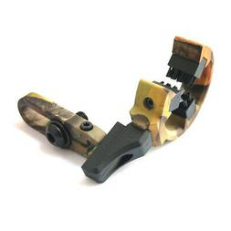 Brush Capture Camo Arrow Rest Shoot Through Adjustment for C