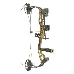 burner ready to shoot youth compound bow