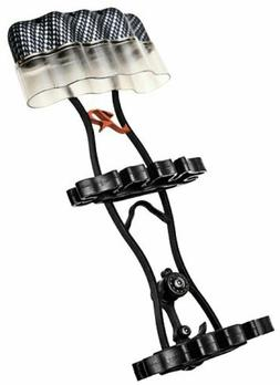 Rage 203373 Cage Quiver 5-Arrow Quiver black 32200