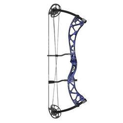 Martin Carbon Mist Compound Bow Rt Hand Package-50lb-Purple