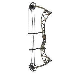 Martin Carbon Mist Compound Bow Rt Hand Package-40lb-Camo SK