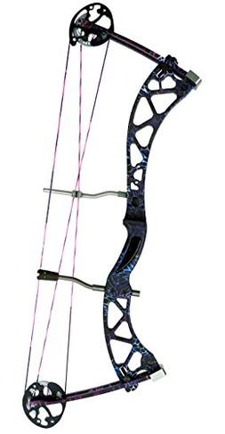 Martin Archery Carbon Haze Purple Haze Archery Bow, Purple H