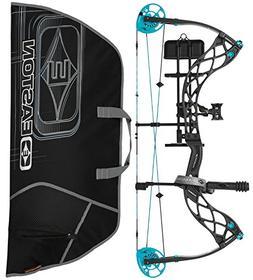 Diamond Carbon Knockout Compound Bow, Right Hand with Easton