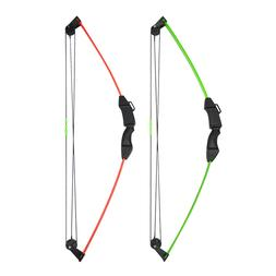 "Children's Archery Compound Bow Takedown 32"" 12lbs Outdoor G"