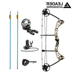 compound bow 30 55lbs archery hunting