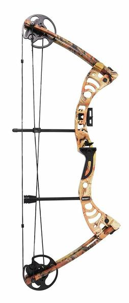 Leader Accessories Compound Bow Camo Allen Wrench 296 FPS RH