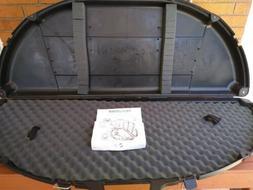 Compound Bow Hard Case Archery Arrow Storage Lock , Latches