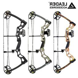 "Leader Accessories Compound Bow Hunting 50-70lbs 25"" - 31"" w"