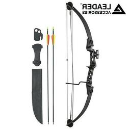 "Leader Accessories Compound Bow Youth Bow 19-29lbs 24"" - 26"""
