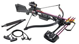 Leader Accessories Crossbow Package 160lbs 210fps Archery Eq
