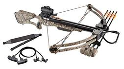 Leader Accessories Crossbow Package 175lbs 285fps Archery Eq