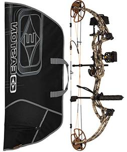 Bear Archery Cruzer G2 Compound Bow, RTH Package with Easton