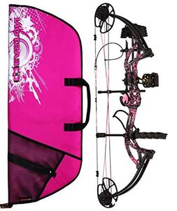 Bear Archery Cruzer G2 Compound Bow, Ready to Hunt Package,