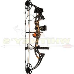 Bear Archery Cruzer G2 RTH Compound Bow - Moonshine Wildfire
