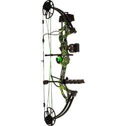 Bear Archery Cruzer G2 RTH Compound Bow - Moonshine Toxic -