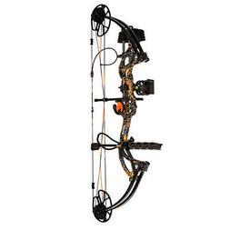 Bear Archery Cruzer G2 RTH Compound Bow - Moonshine Wildfire