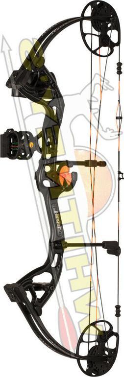 Bear Archery Cruzer Lite RTH Compound Bow - Shadow - Left Ha