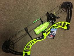 PSE D3 Bowfishing Compound Bow, REST  Reel,