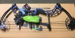 PSE D3 Bowfishing Compound Bow,REST  Reel,