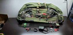 decree ic xforce compound hunting bow 31